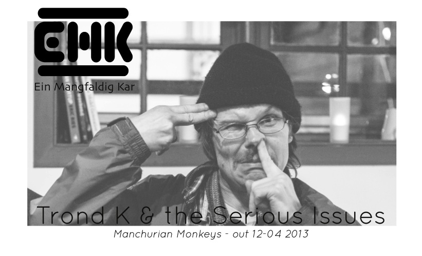 Manchurian Monkeys out NOW!
