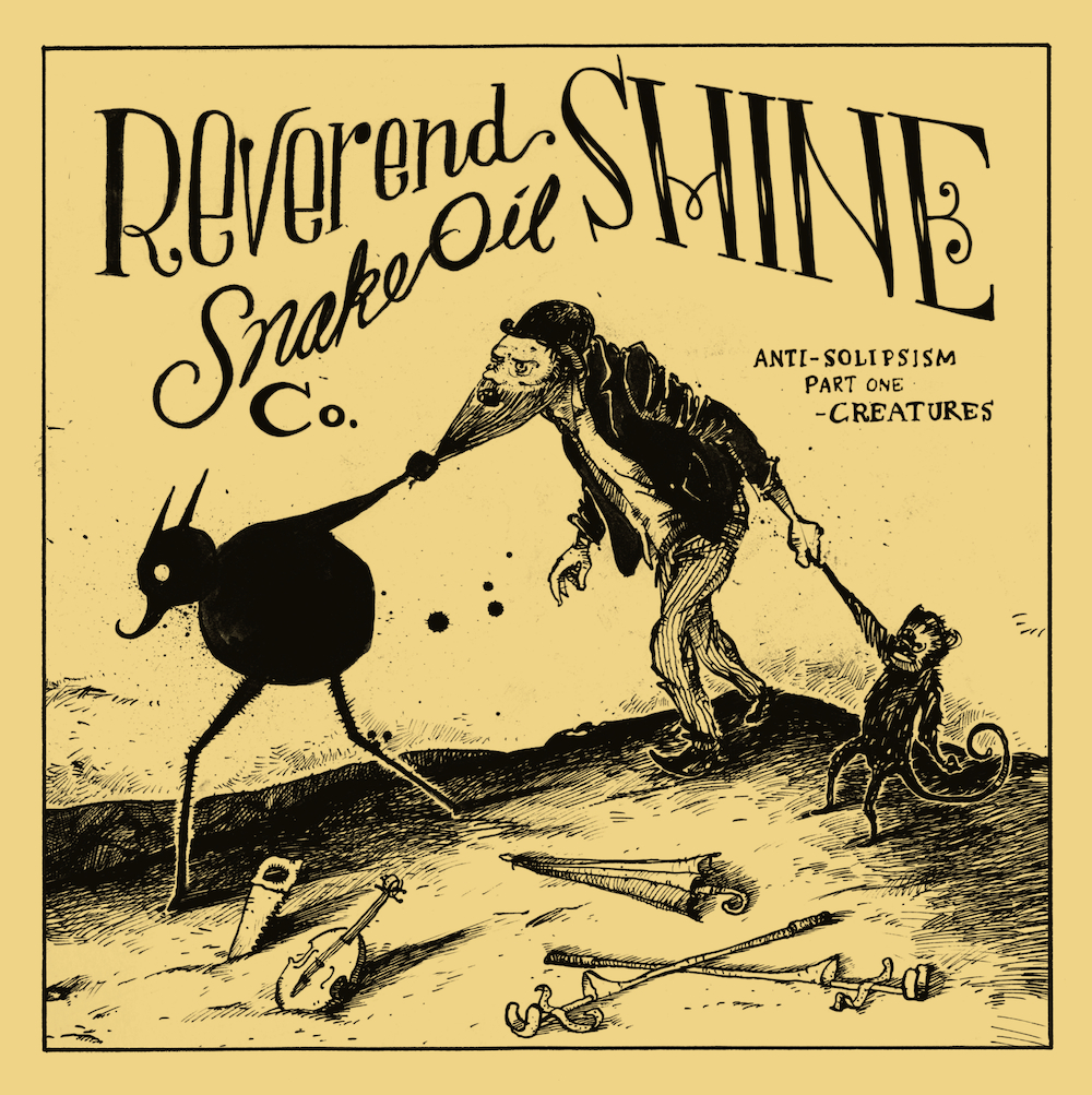 Reverend Shine Snake Oil Co.