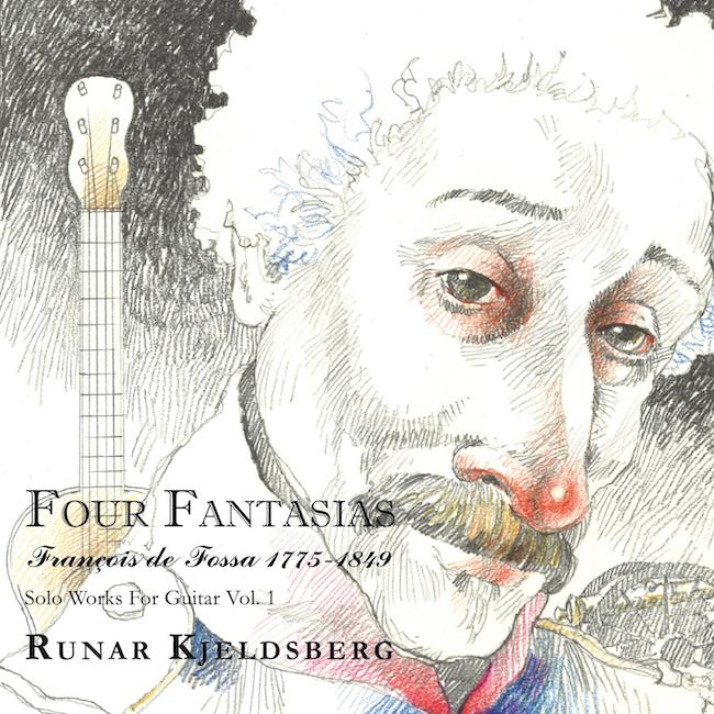 Runar Kjeldsberg plays François De Fossa